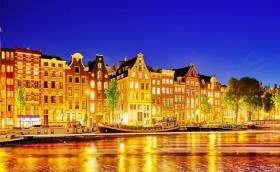 Amsterdam, Putovanje, Uskrs