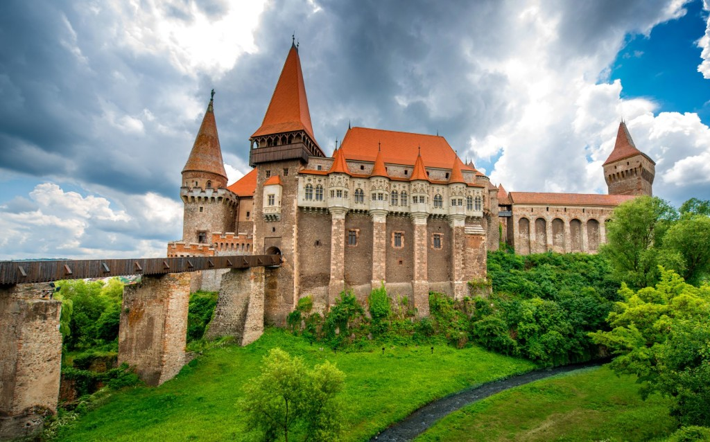 Corvin dvorac