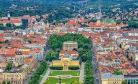 Grad Zagreb putovanje