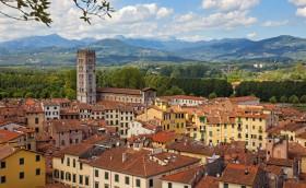 Lucca italija