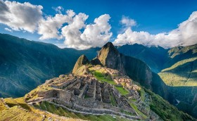 Credits: Machu Picchu by a41cats/123RF