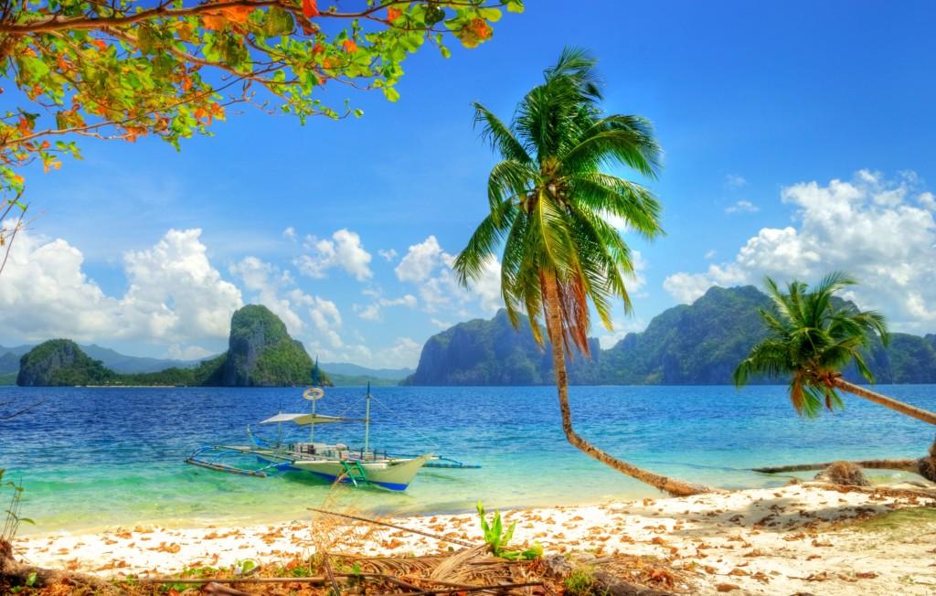 Palawan raj na zemlji
