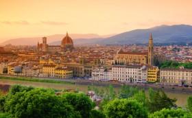 Firenca putovanje 2016