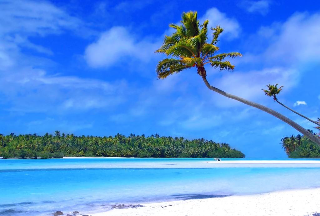 Oone foot island