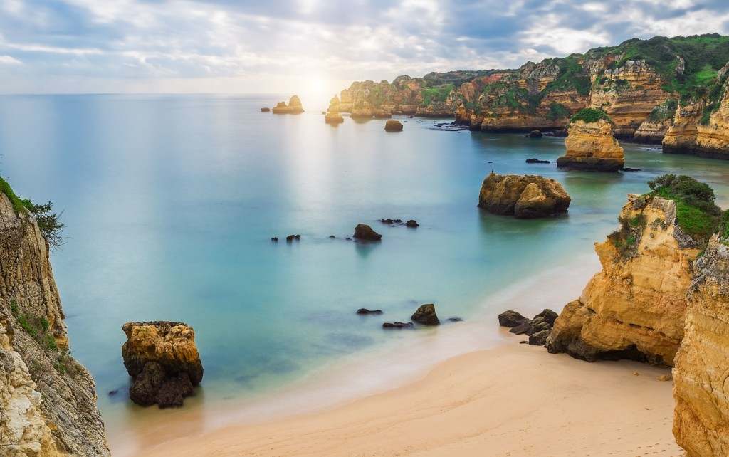 Praia Algarve Portugal idemoputovati
