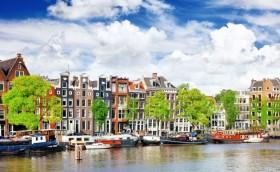 Credits: Amsterdam by Ivantagan/123RF