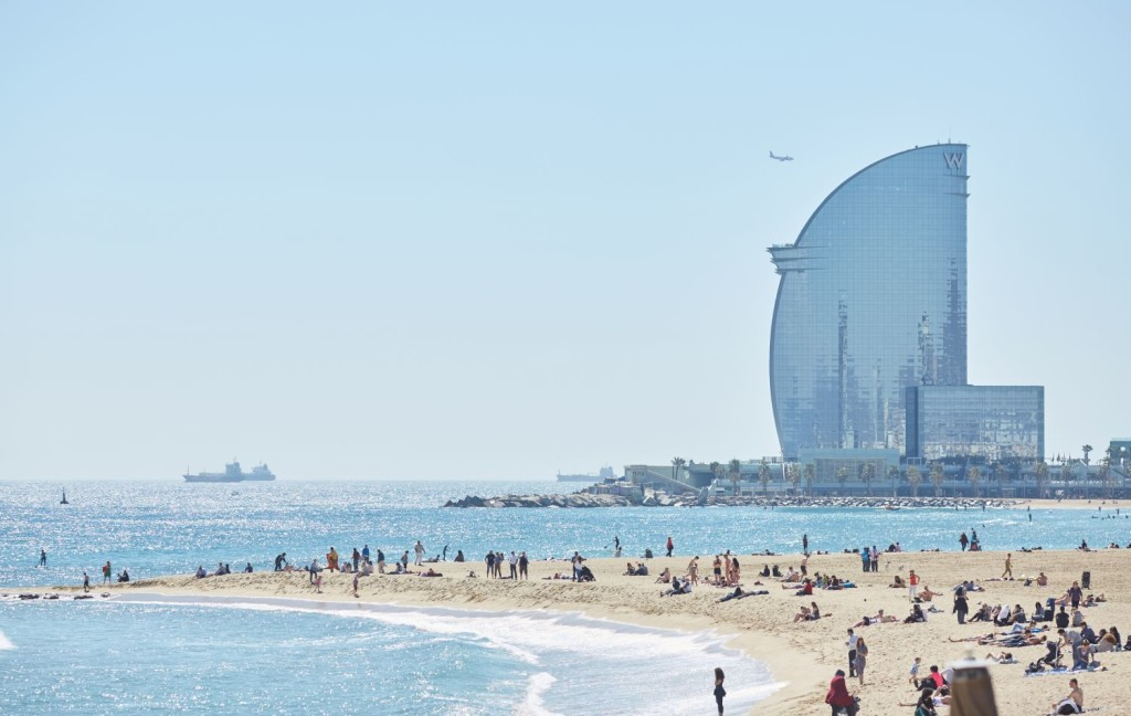 Credits: MikalaiM/123RF/Barcelona