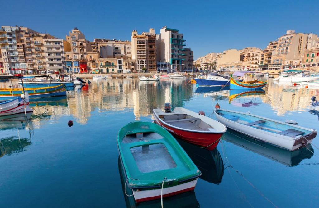 Malta by Leonid Tit 123rf