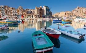 Credits: Malta by Leonid Tit/123RF