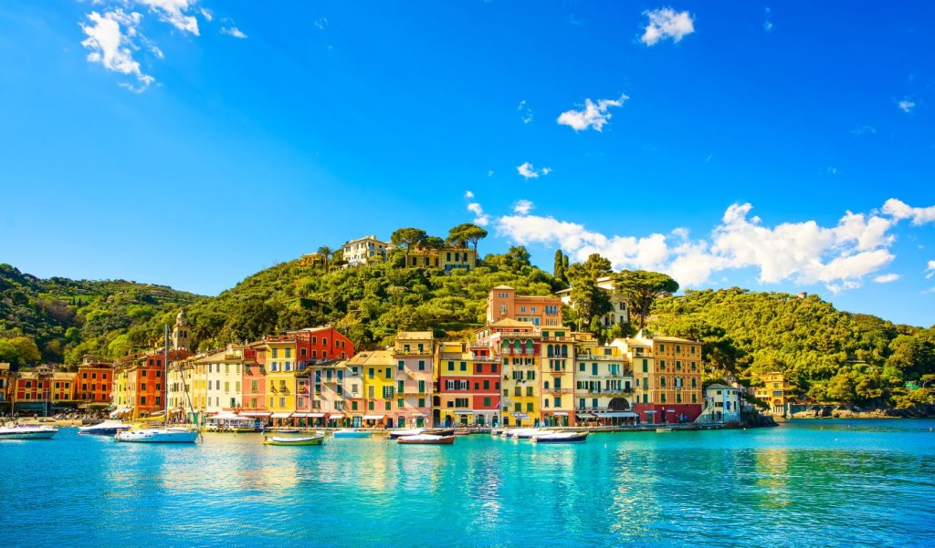 Credits: Portofino by StevanZZ/123RF