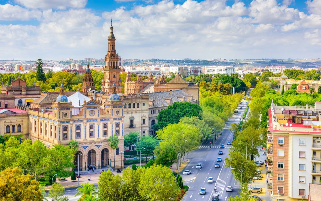 Credits: Seville/ by Sean Pavone/123RF