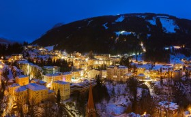 Credits: Bad Gastein, Austria by Violin/Can Stock Photo