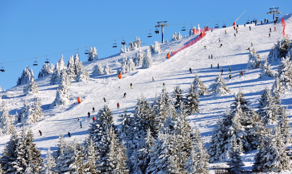 Credits. Kopaonik by Madrugada/Can Stock Photo