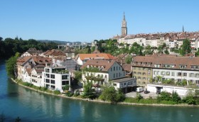 Credits. Bern, Switzerland by Happyalex/can stock photo