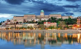 Credits: Budapest by Tomas1111/123rf